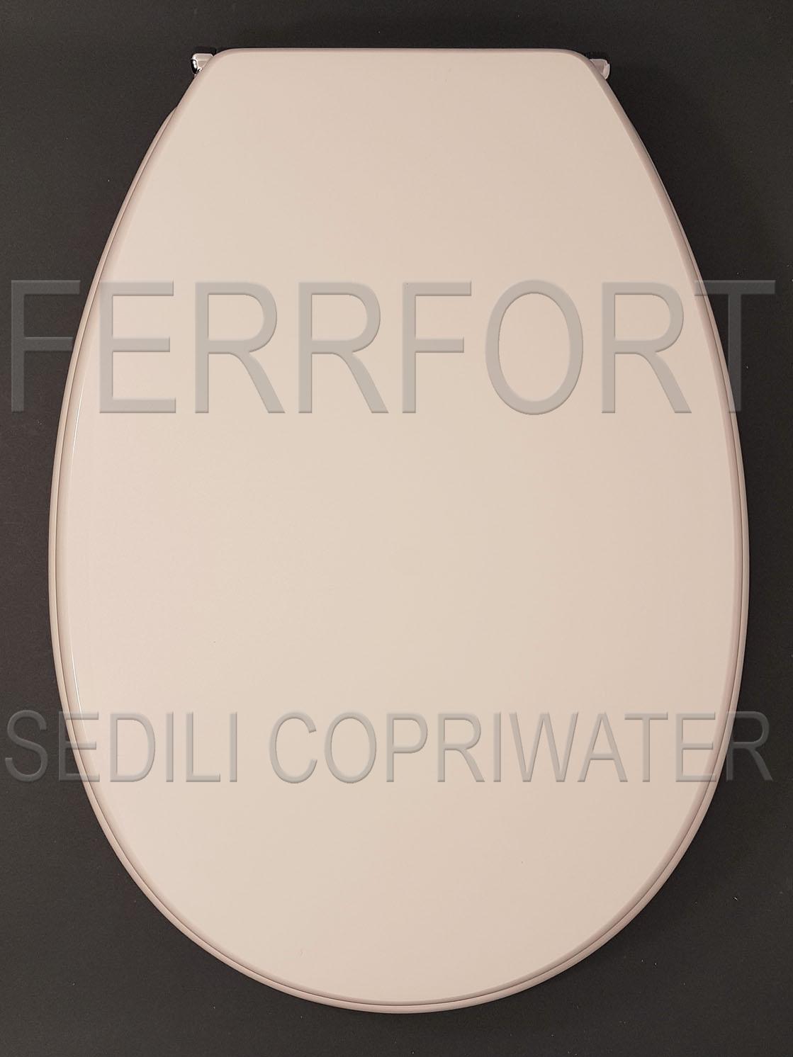 TOILET SEAT PIEMONTESINA POZZI GINORI WHITE
