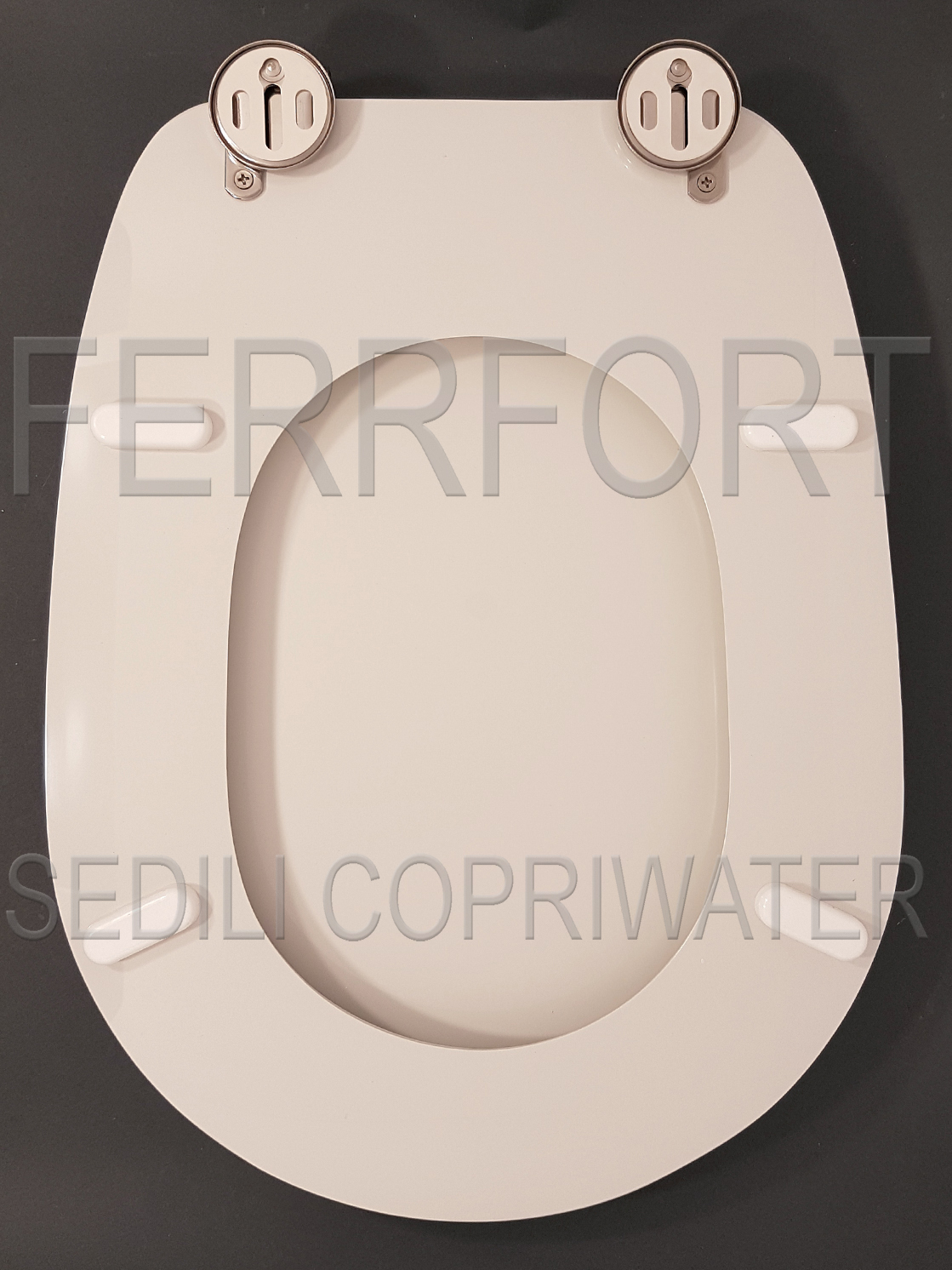 Sedile Copriwater Ideal Standard.Sedile Copriwater Liuto Ideal Standard Bianco