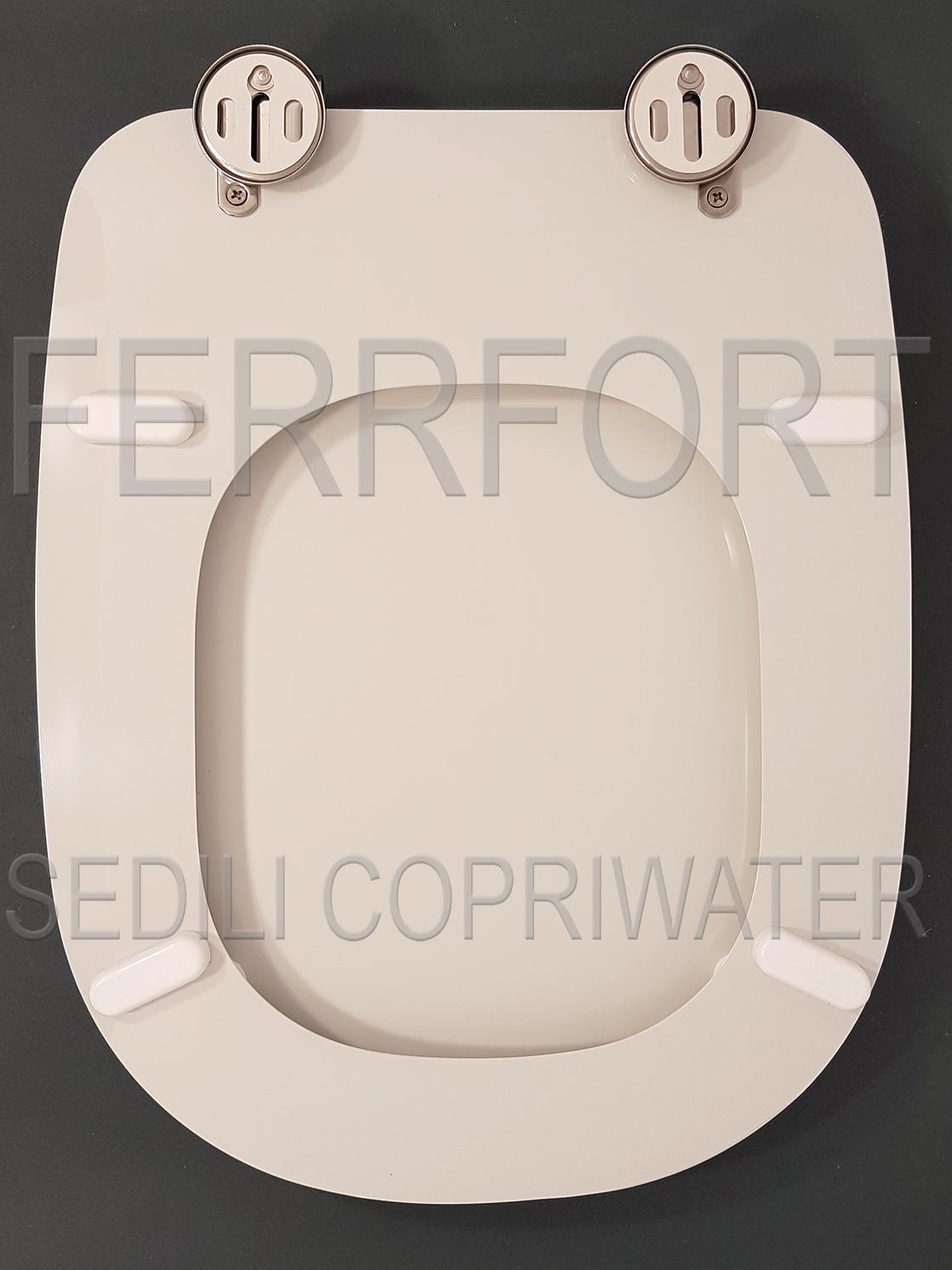 Sedile Copriwater Tesi Ideal Standard Bianco
