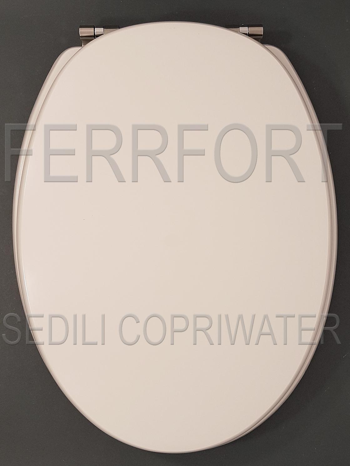 Sedile Wc Ideal Standard Ellisse.Sedile Copriwater Ellisse Ideal Standard Bianco