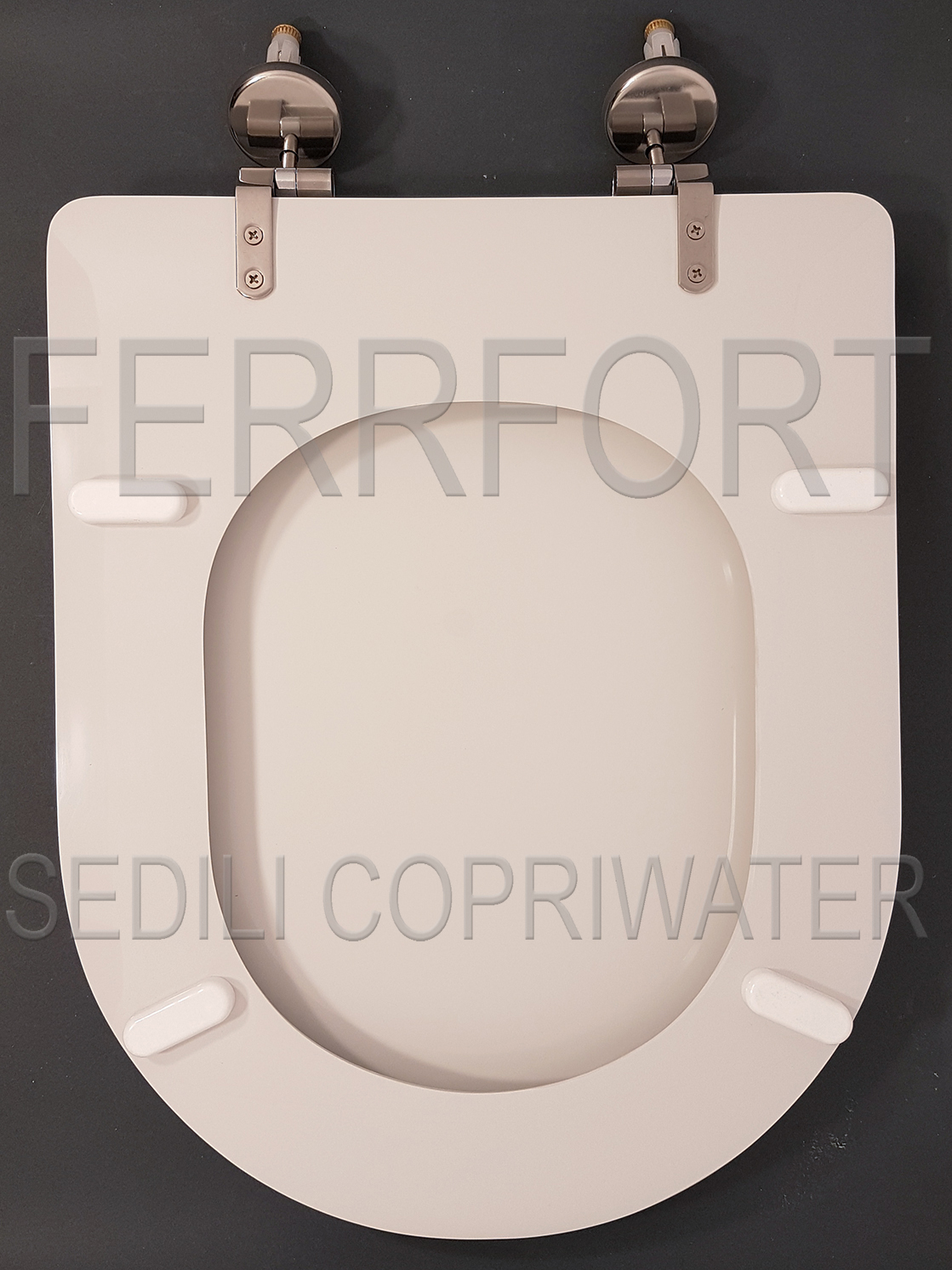 Sedile Ideal Standard Fiorile.Toilet Seat Fiorile Luxury Suspended Ideal Standard White