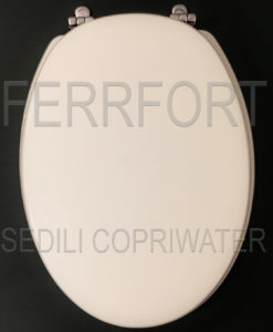 Sedile copriwater small ideal standard bianco for Ellisse ideal standard