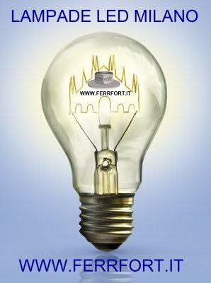 VENDITA LAMPADINE LED MILANO