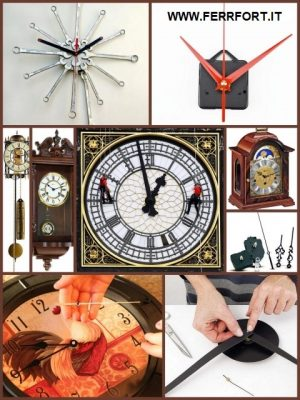 REPAIR TABLE CLOCKS AND WALL IN MILAN