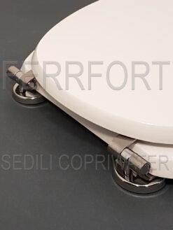 TOILET SEAT PERLA OLD MODEL DOLOMITE WHITE