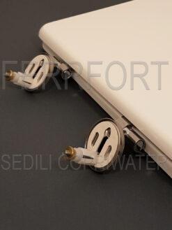 TOILET SEAT QUADRARCO DOLOMITE WHITE