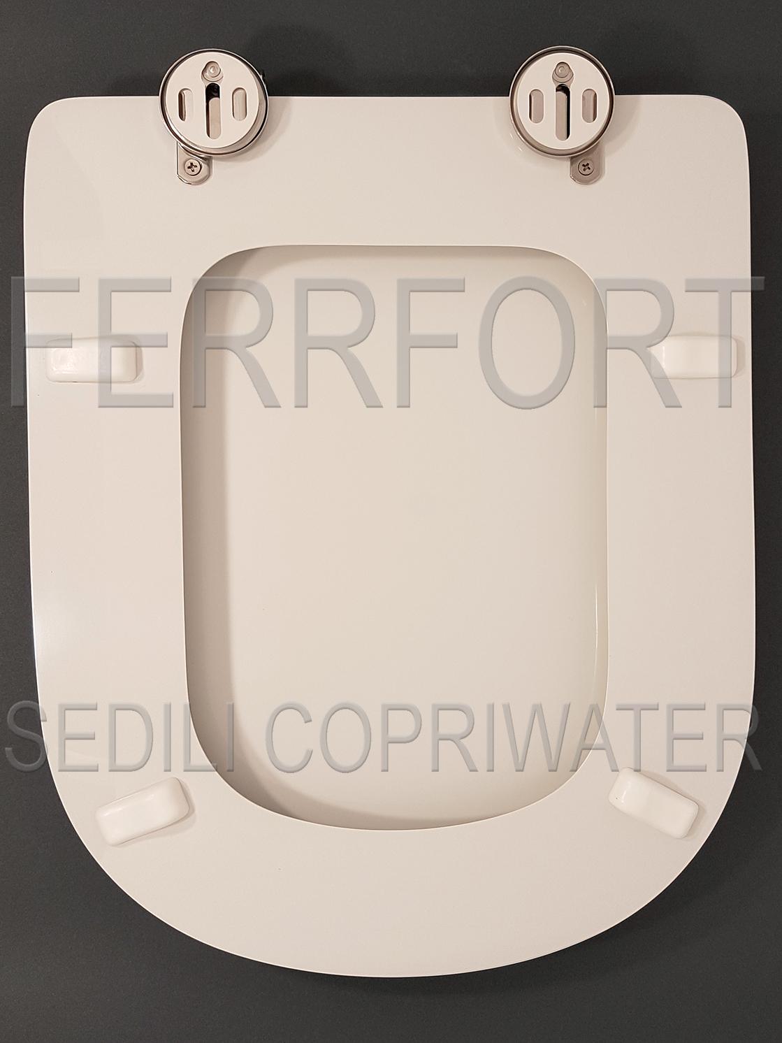 Sedile Copriwater Calla Ideal Standard Bianco