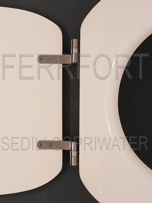 SEDILE COPRIWATER CONNECT IDEAL STANDARD BIANCO