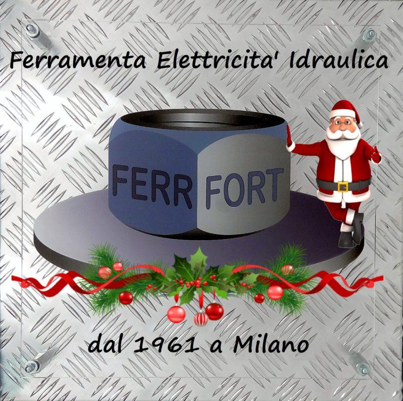 FERRAMENTA MILANO FERRFORT SRL NATALE