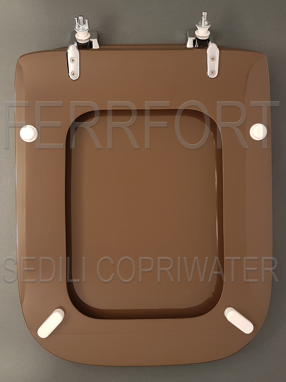 Sedile copriwater conca ideal standard castoro for Copriwater ideal standard