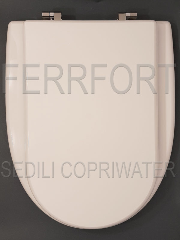 TOILET SEAT ALA SUSPENDED IDEAL STANDARD WHITE