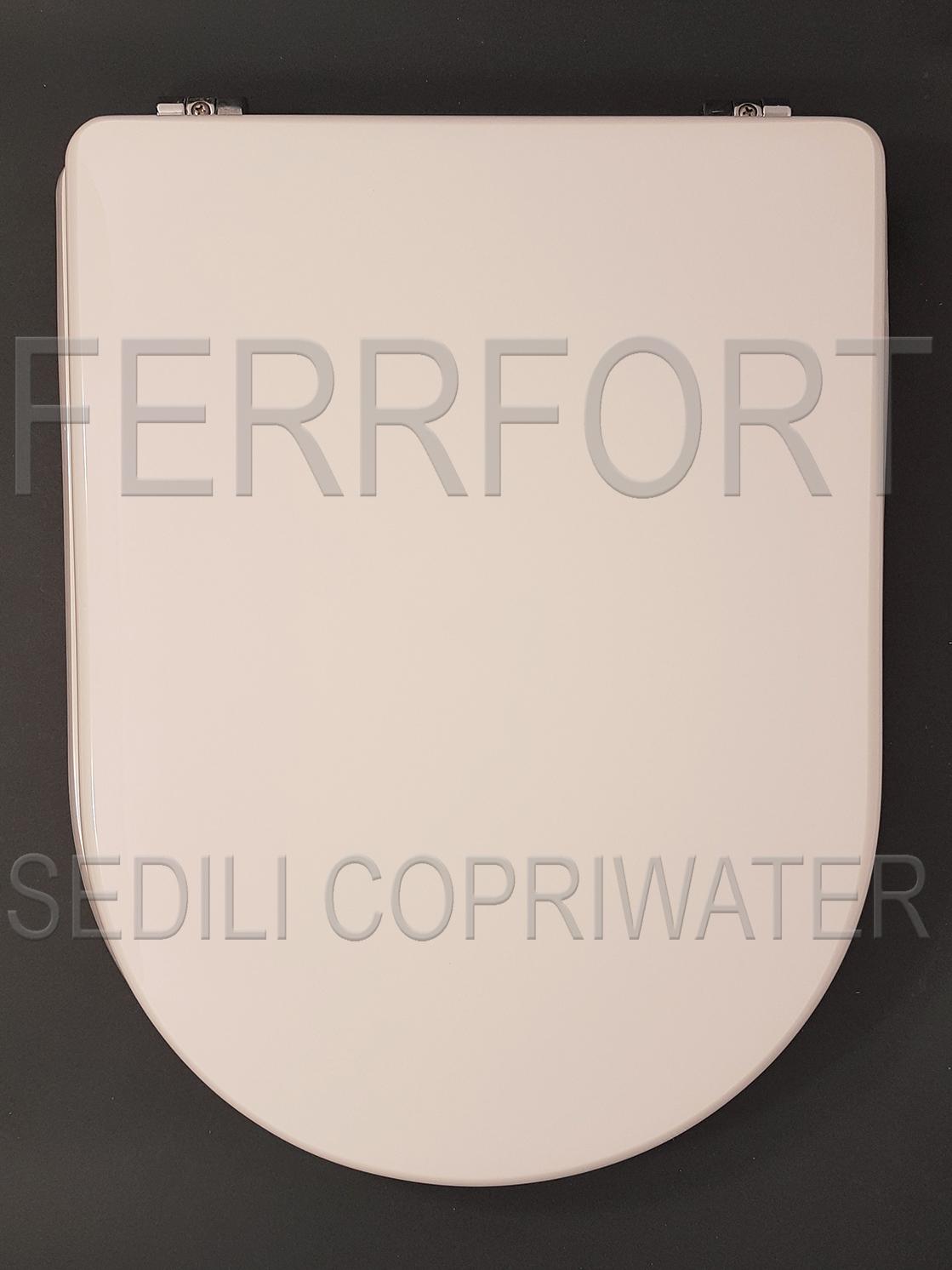 SEDILE COPRIWATER SFERA 52/54 CATALANO BIANCO