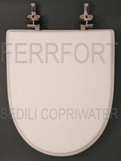 TOILET SEAT FAST POZZI GINORI WHITE