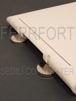 TOILET SEAT ZERO 55 CATALANO WHITE
