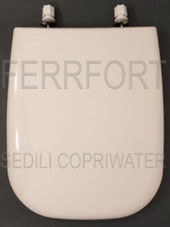 TOILET SEAT D-CODE DURAVIT WHITE