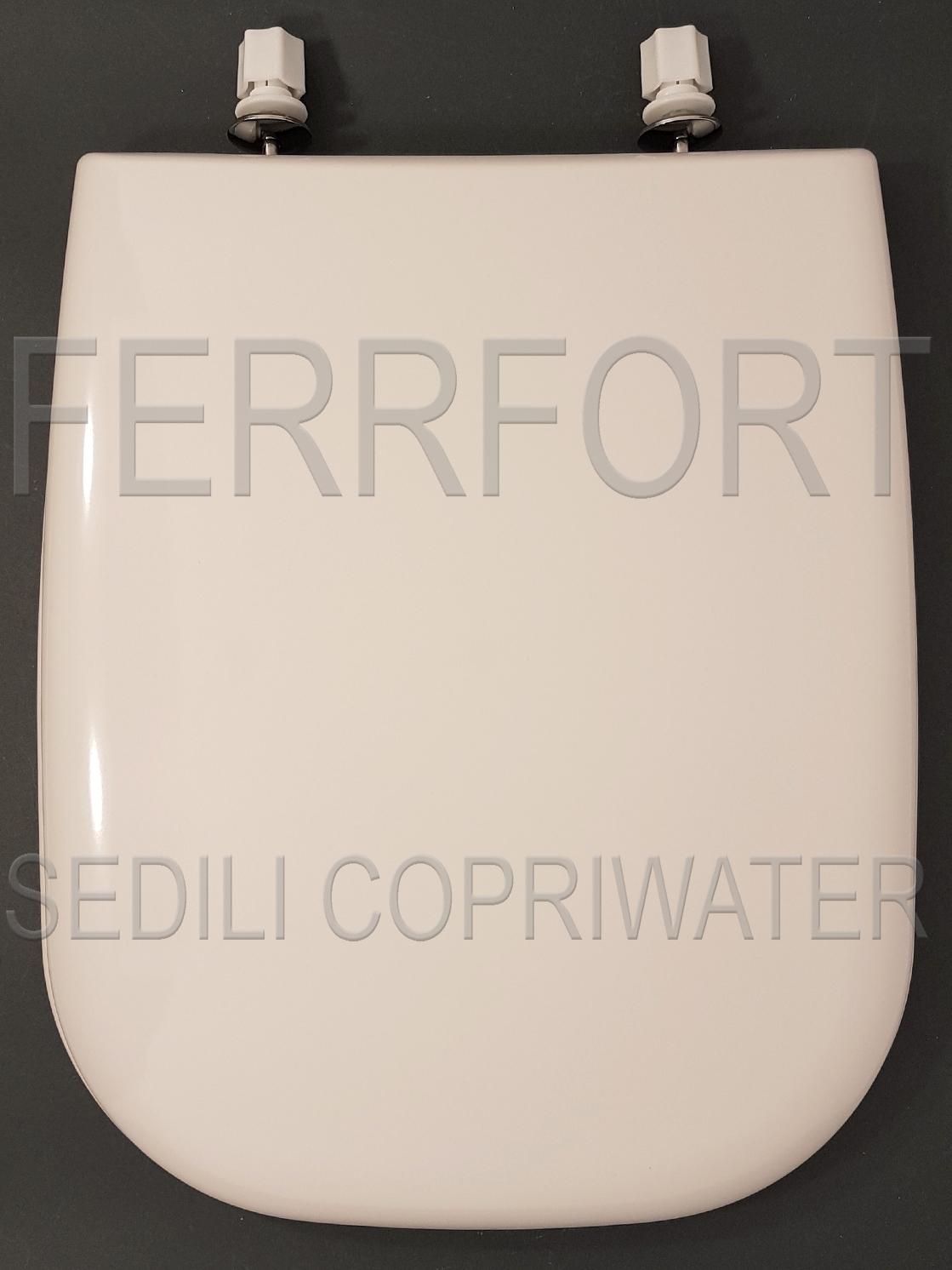 SEDILE COPRIWATER D-CODE DURAVIT BIANCO