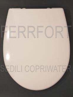 TOILET SEAT SMART DELTA WHITE