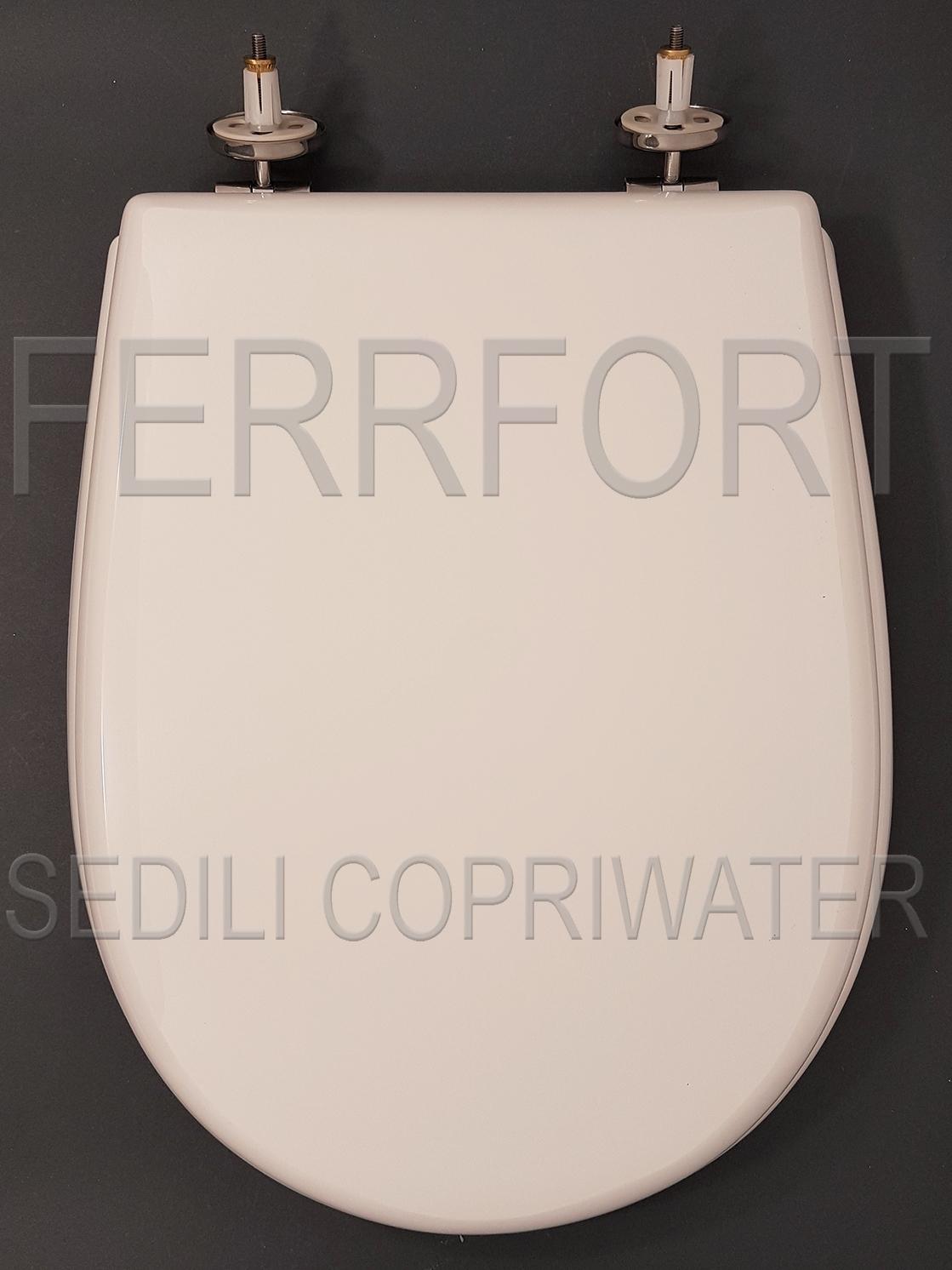 SEDILE COPRIWATER SMART DELTA BIANCO