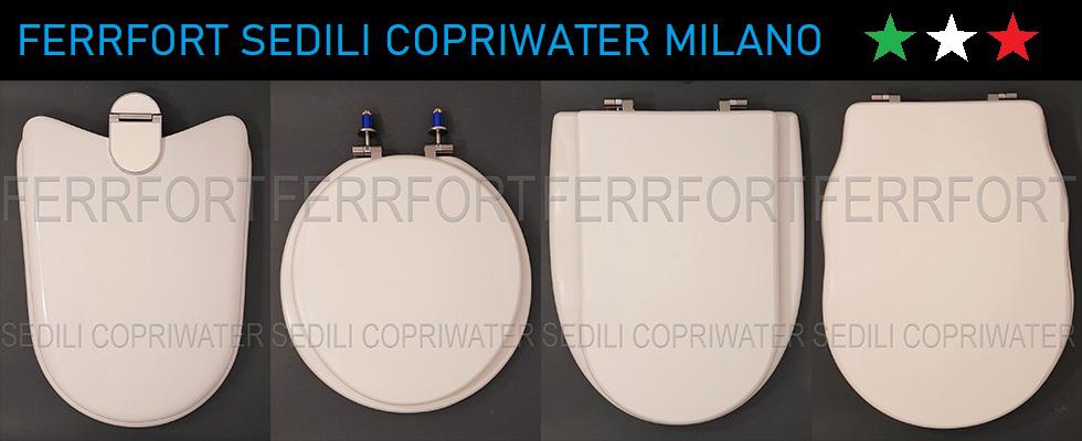 FERRFORT SEDILI COPRIWATER MILANO