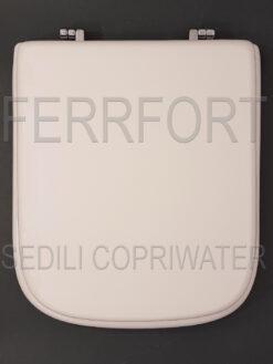 TOILET SEAT CLIO GLOBO WHITE