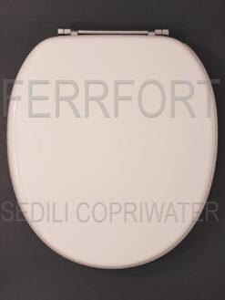 TOILET SEAT TORENA POZZI GINORI WHITE