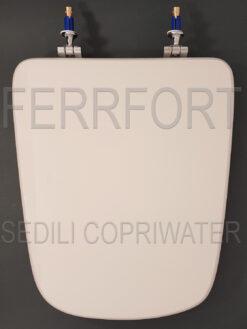 TOILET SEAT AERO IDEAL STANDARD WHITE