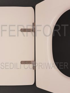 TOILET SEAT SUBWAY 2.0 VILLEROY & BOCH WHITE